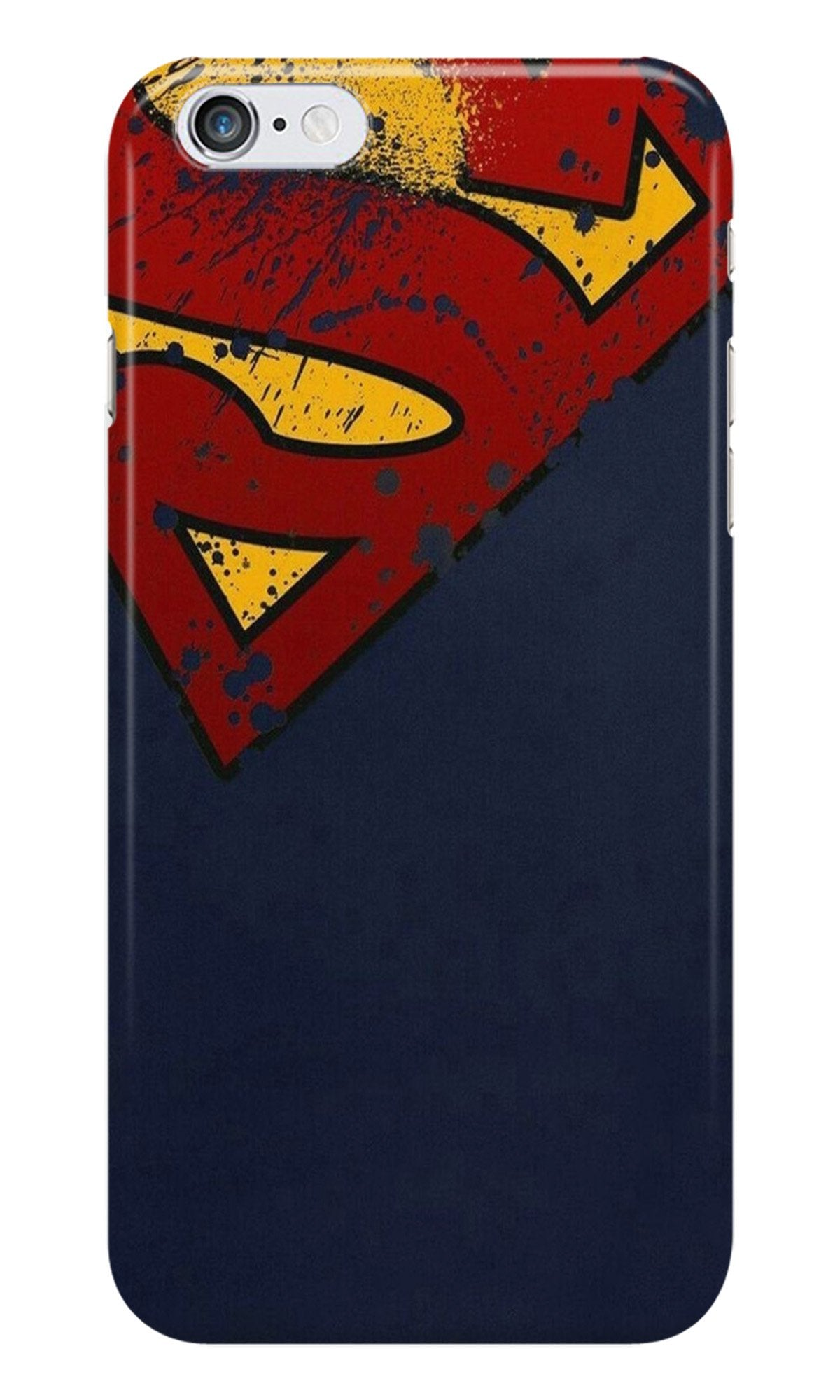 Superman Superhero Case for iPhone 6/ 6s  (Design - 125)