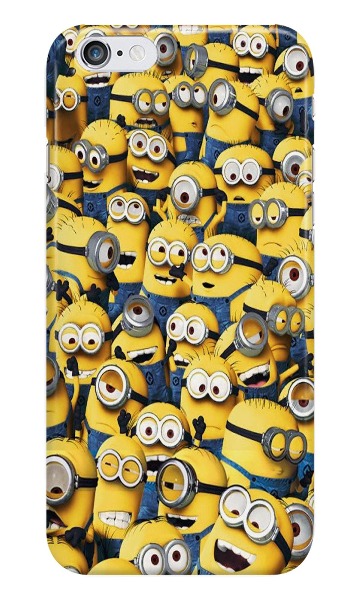 Minions Case for iPhone 6/ 6s  (Design - 126)