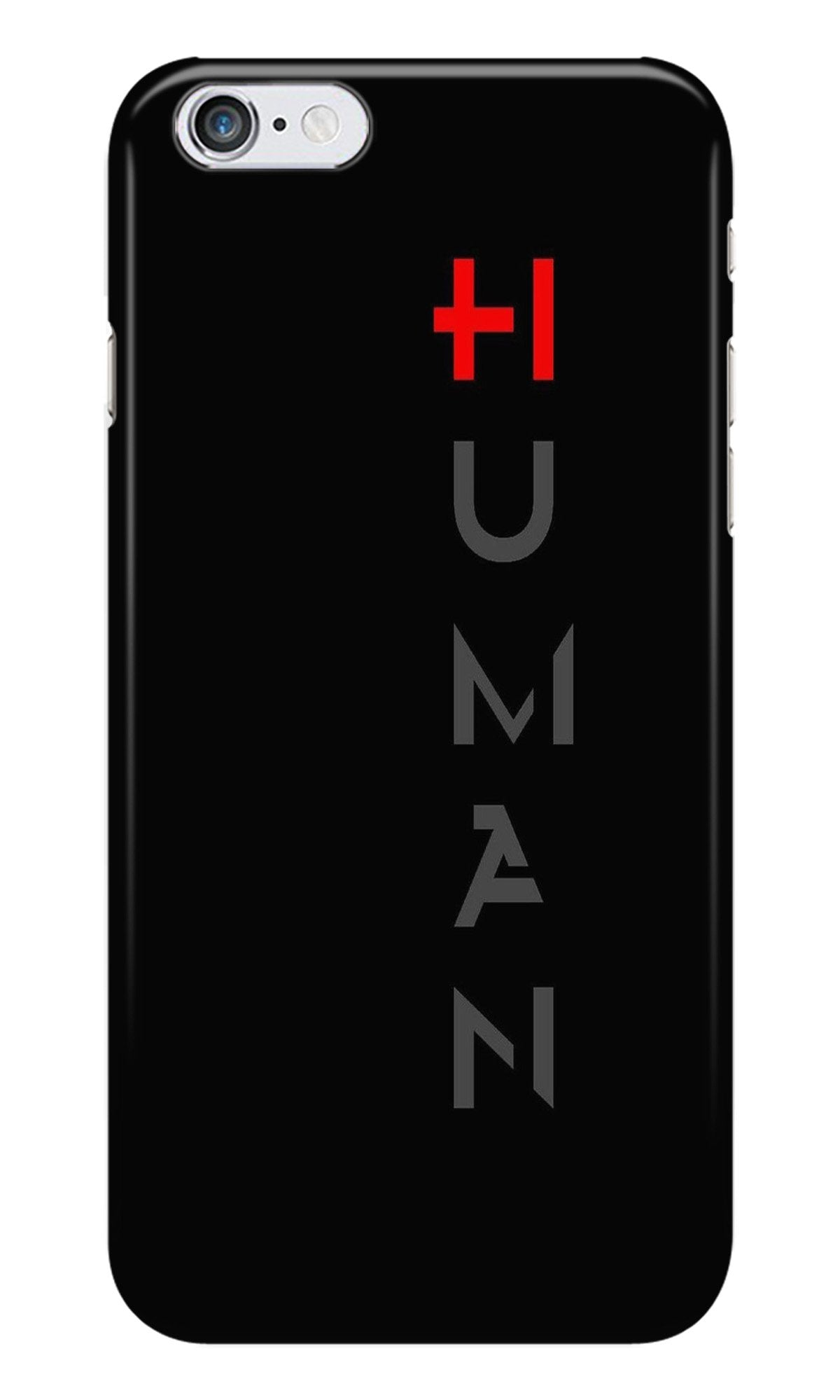 Human Case for iPhone 6/ 6s  (Design - 141)