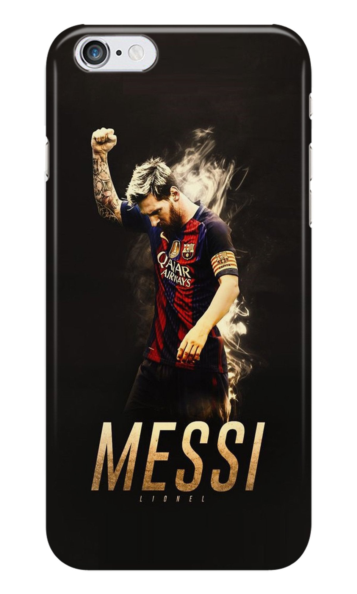 Messi Case for iPhone 6/ 6s  (Design - 163)