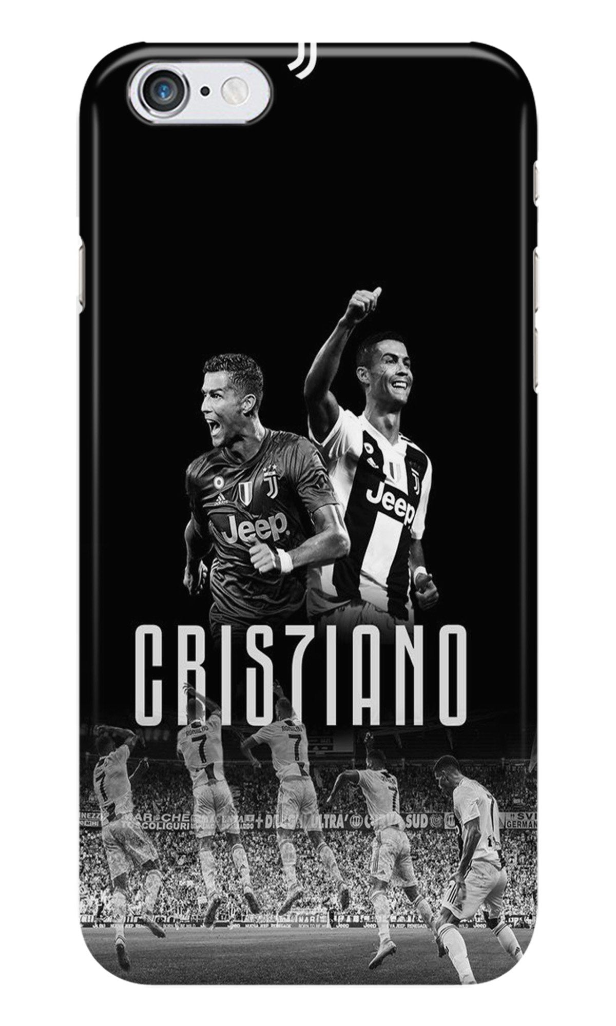 Cristiano Case for iPhone 6/ 6s  (Design - 165)