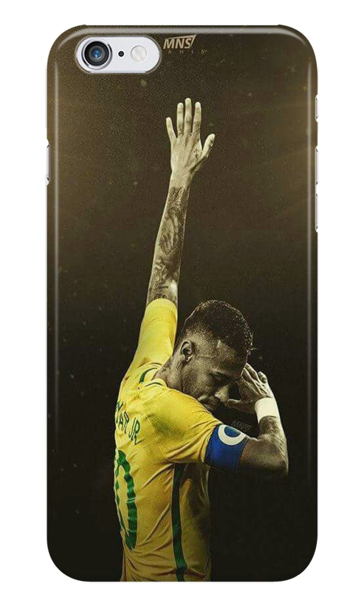 Neymar Jr Case for iPhone 6/ 6s  (Design - 168)