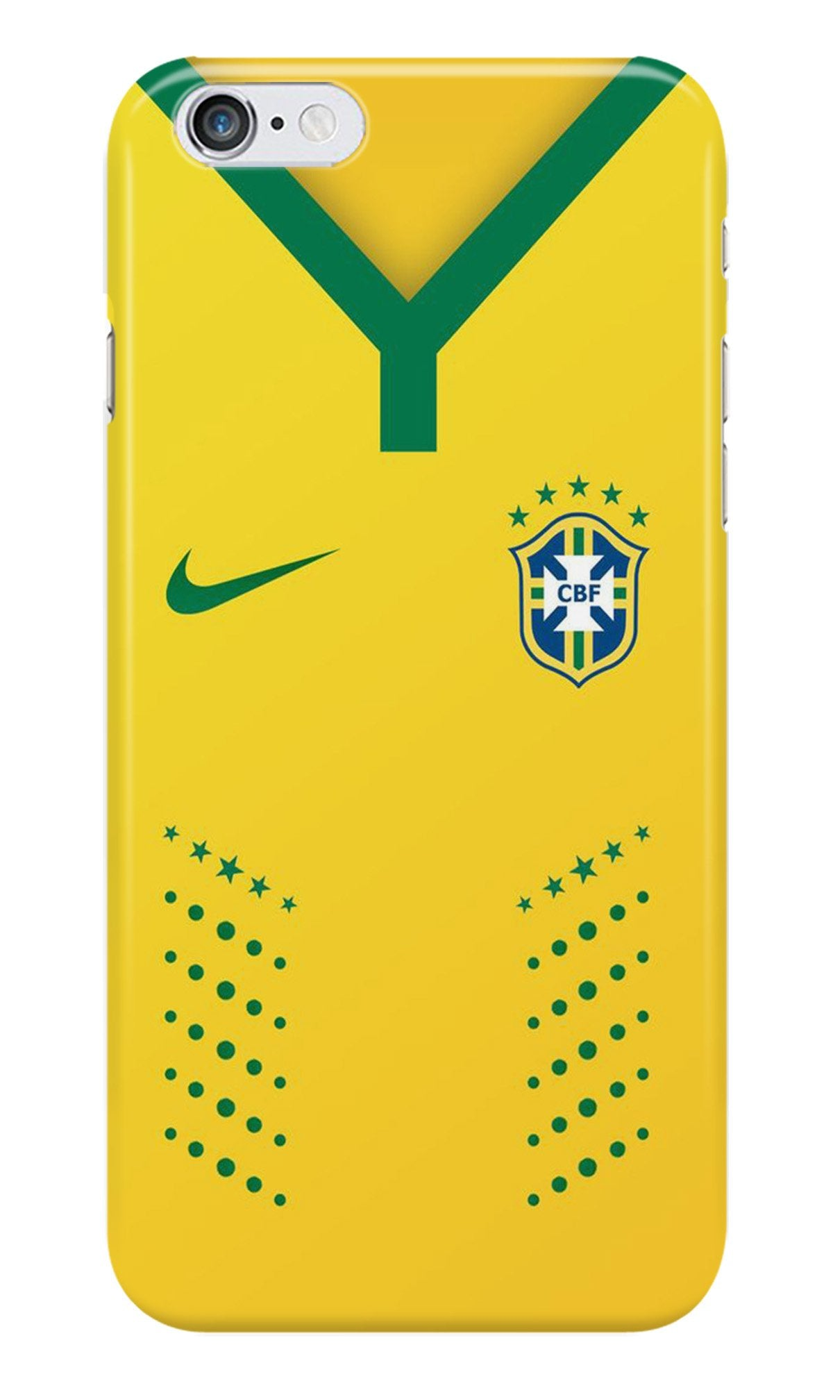 Brazil Case for iPhone 6/ 6s  (Design - 176)