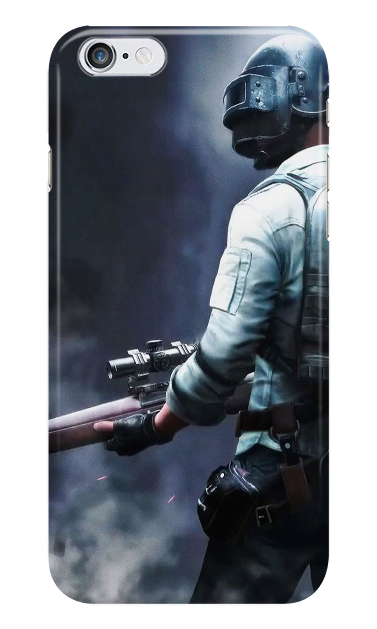 Pubg Case for iPhone 6/ 6s  (Design - 179)
