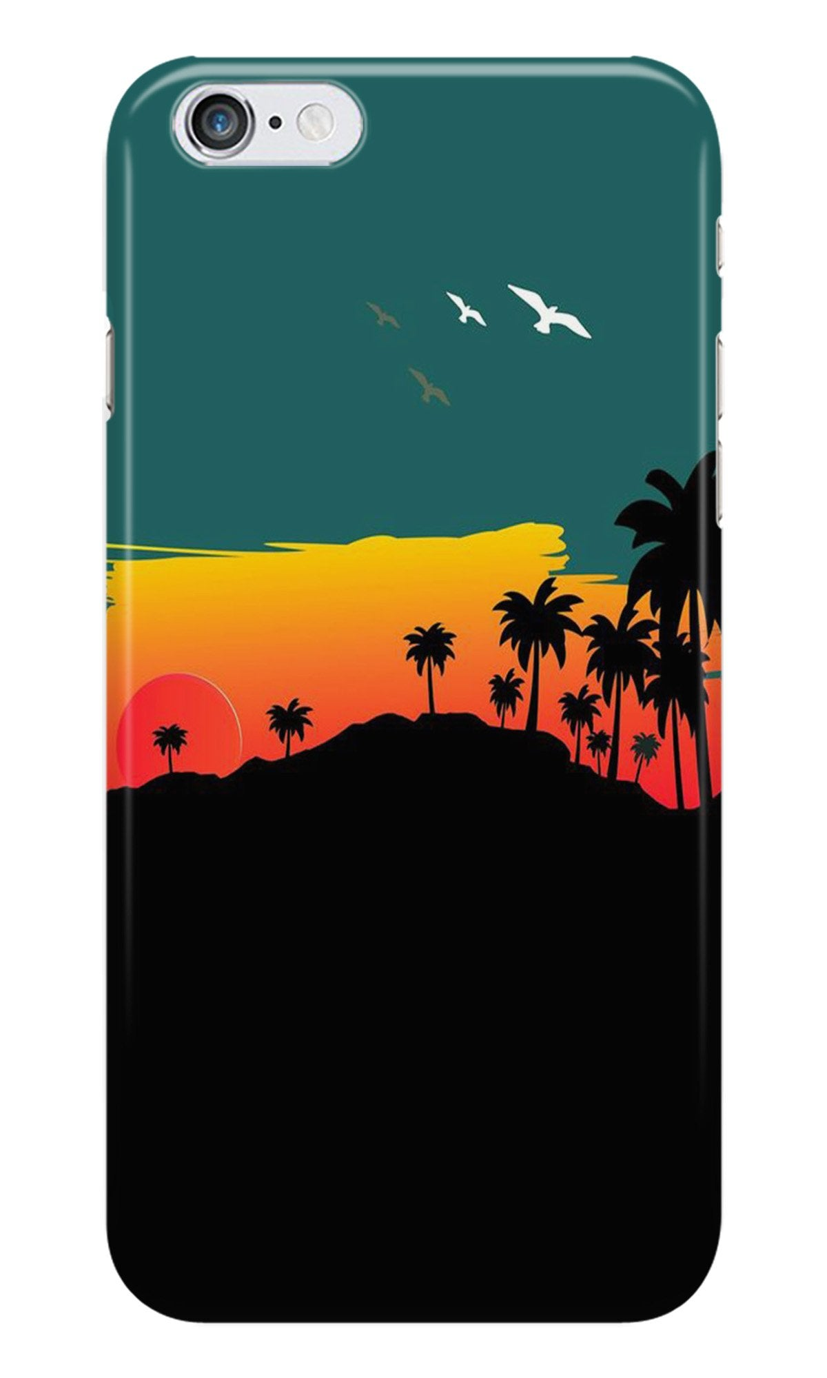 Sky Trees Case for iPhone 6/ 6s (Design - 191)