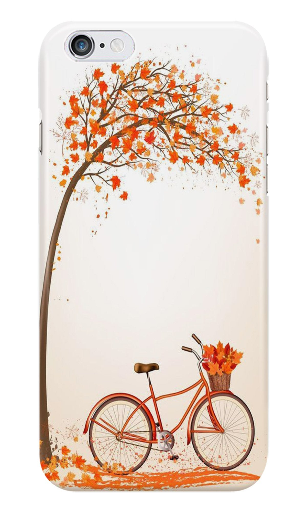 Bicycle Case for iPhone 6/ 6s (Design - 192)