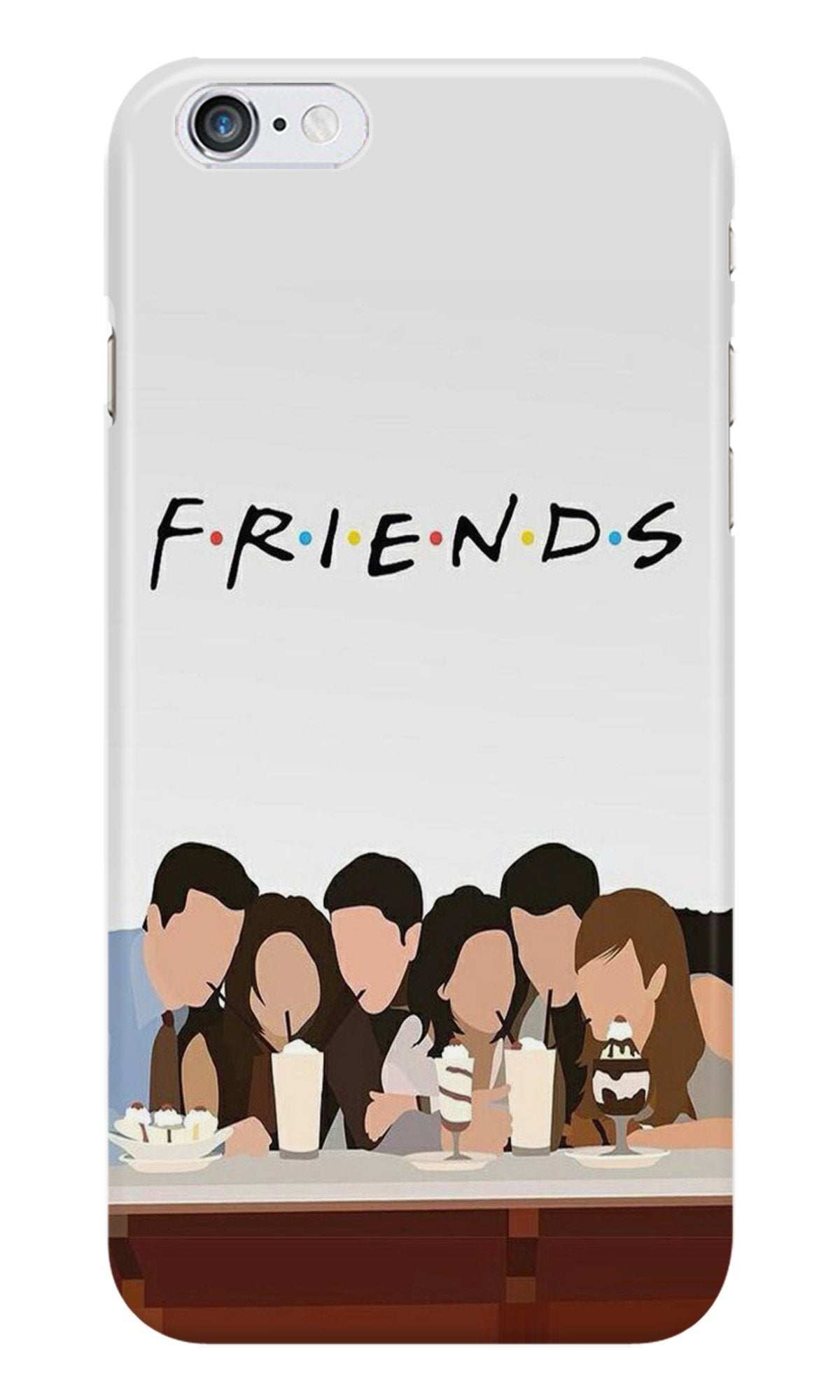 Friends Case for iPhone 6/ 6s (Design - 200)