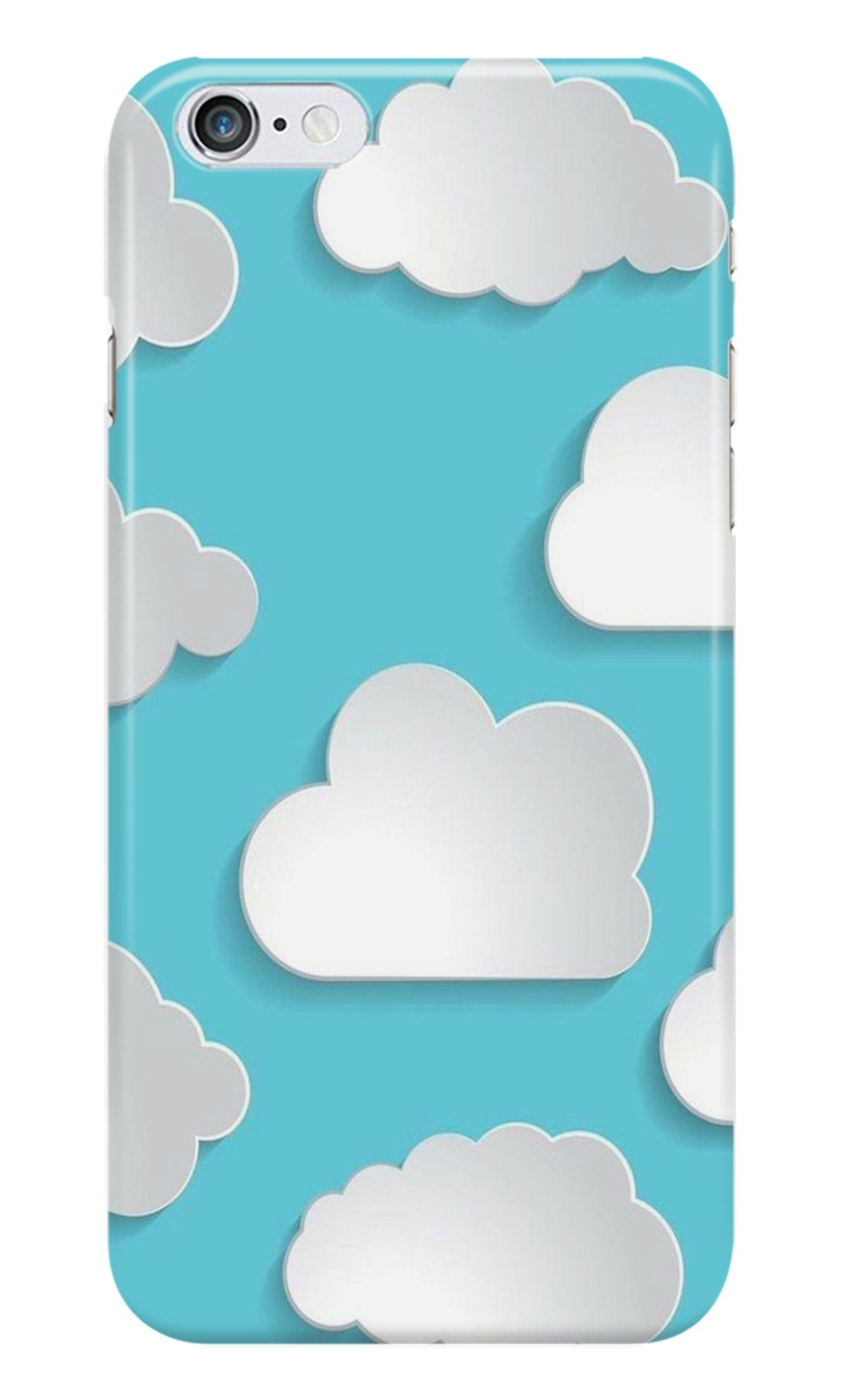 Clouds Case for Iphone 6/6S (Design No. 210)