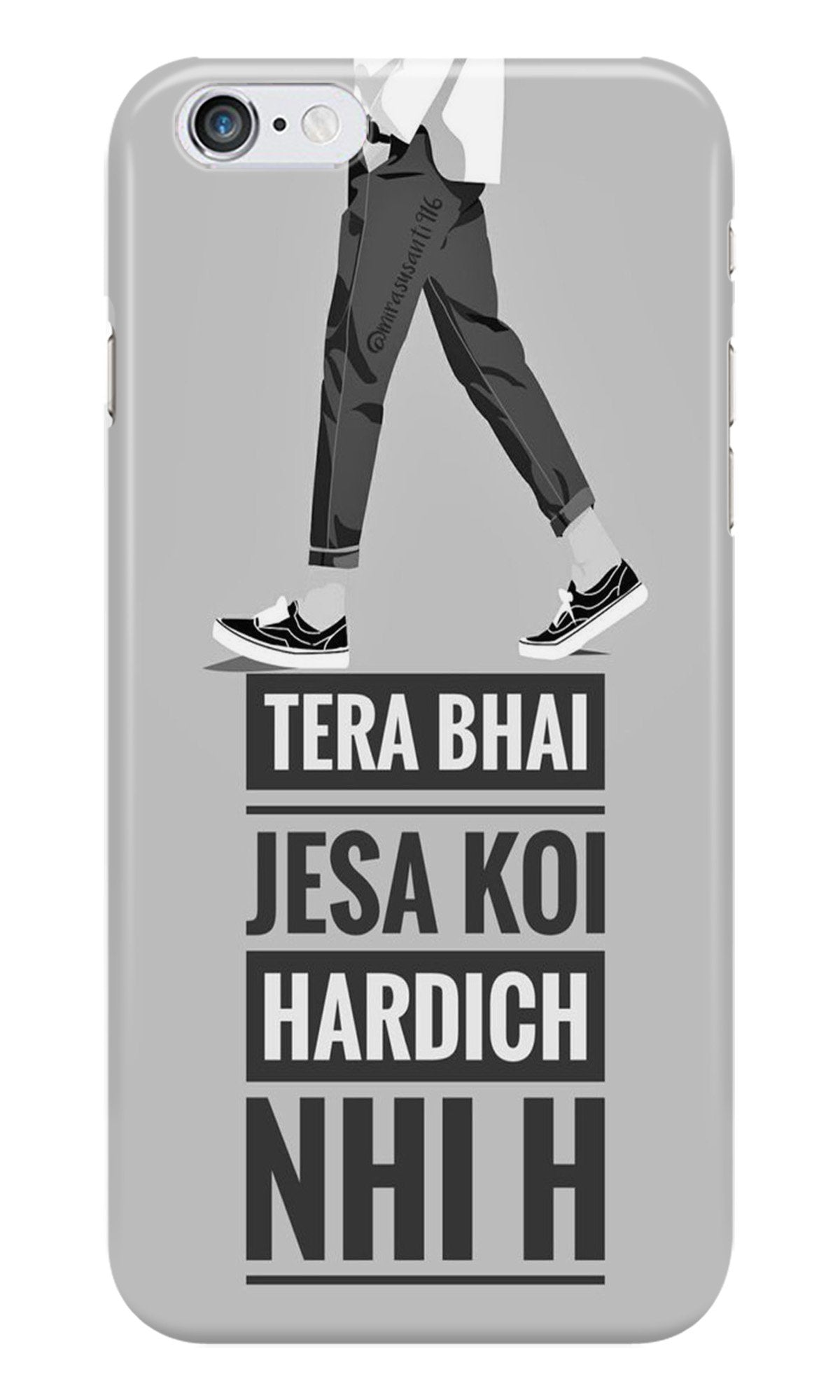 Hardich Nahi Case for Iphone 6/6S (Design No. 214)