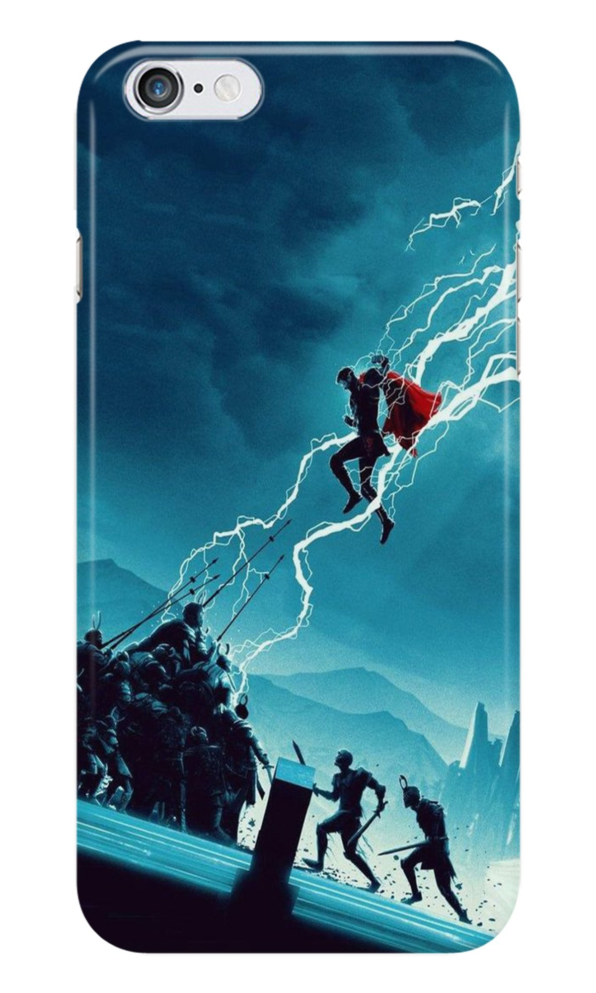 Thor Avengers Case for Iphone 6/6S (Design No. 243)