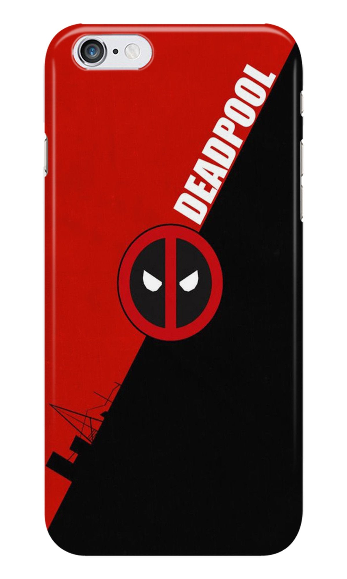 Deadpool Case for Iphone 6/6S (Design No. 248)