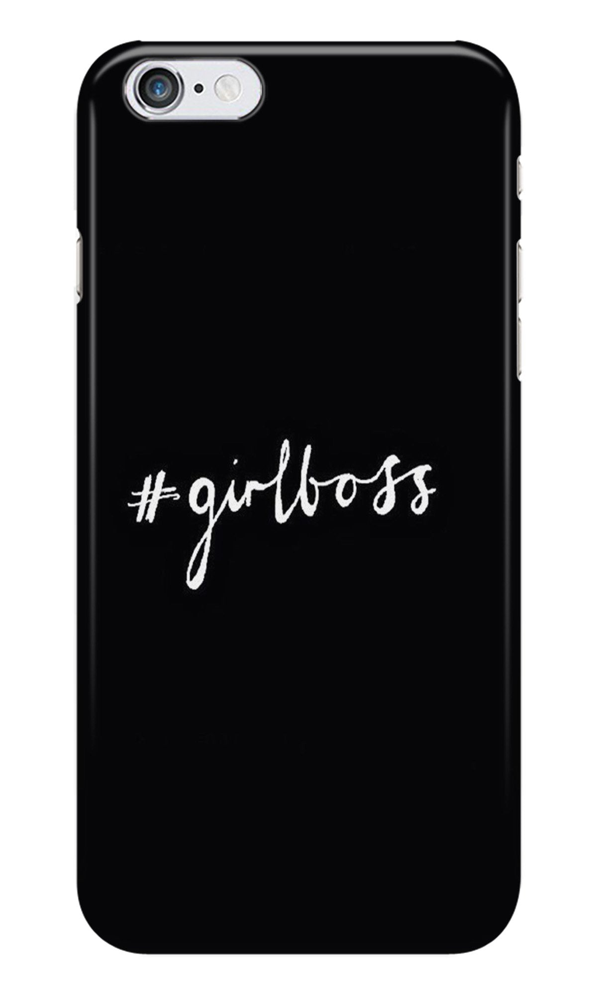 #GirlBoss Case for Iphone 6/6S (Design No. 266)