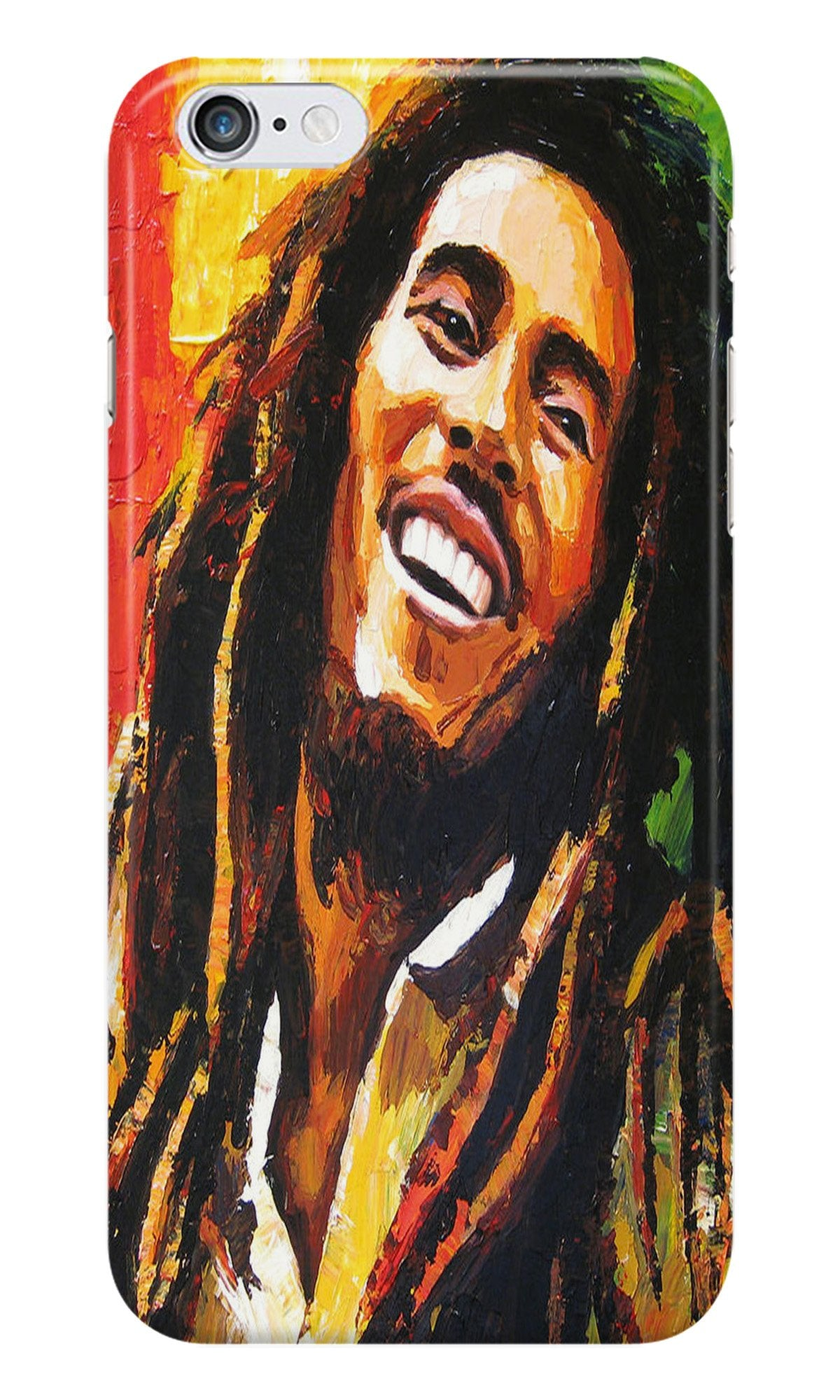 Bob marley Case for Iphone 6/6S (Design No. 295)
