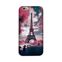 Eiffel Tower Case for iPhone 8  (Design - 101)