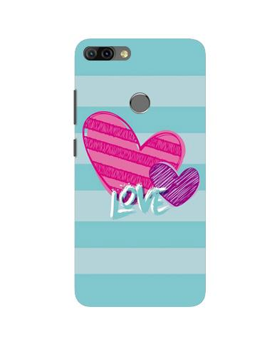 Love Case for Infinix Hot 6 Pro (Design No. 299)