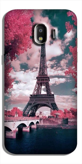 Eiffel Tower Case for Galaxy J2 (2018)  (Design - 101)