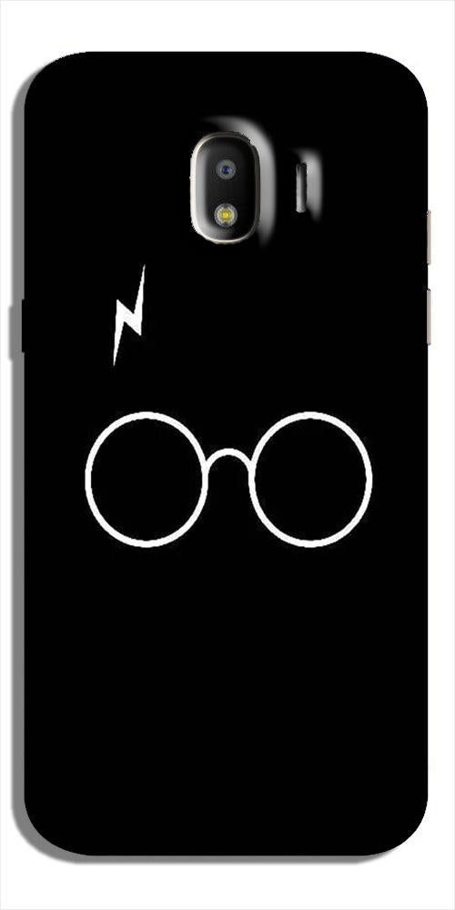 Harry Potter Case for Galaxy J2 (2018)  (Design - 136)