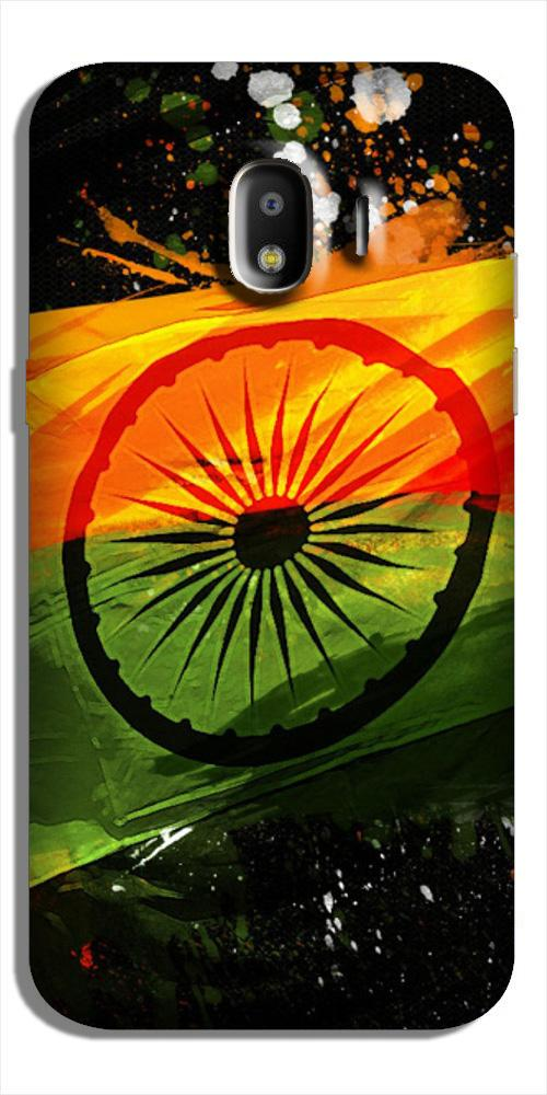 Indian Flag Case for Galaxy J2 (2018)  (Design - 137)