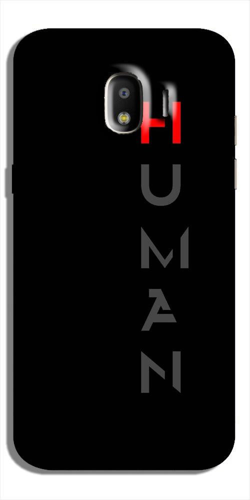 Human Case for Galaxy J2 (2018)  (Design - 141)