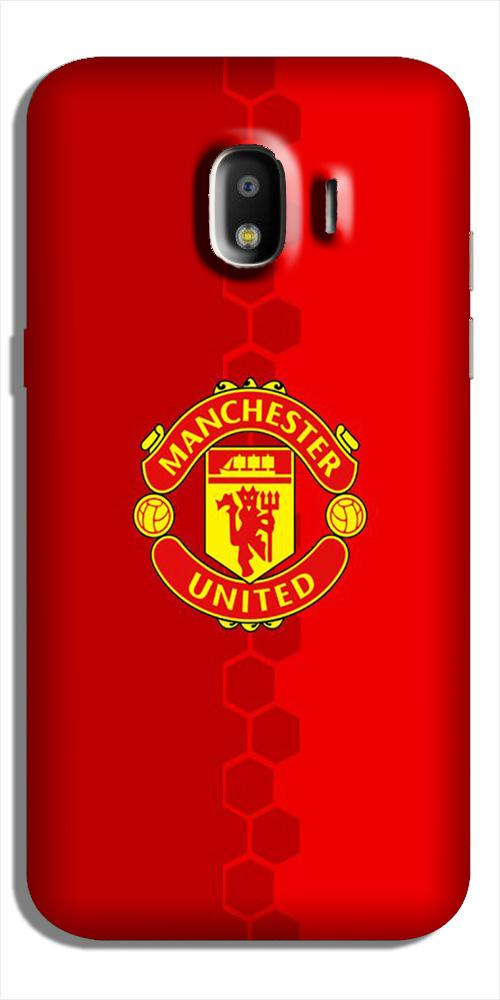 Manchester United Case for Galaxy J2 (2018)  (Design - 157)