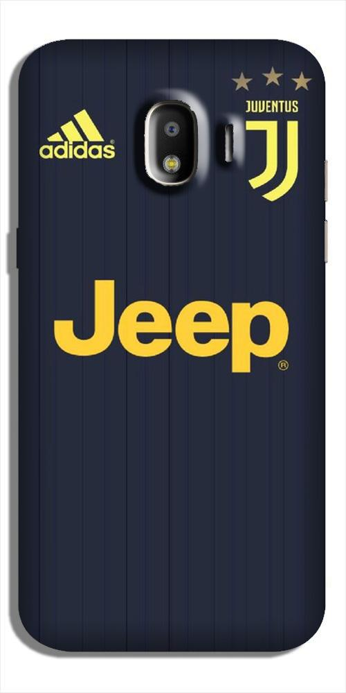 Jeep Juventus Case for Galaxy J2 (2018)  (Design - 161)