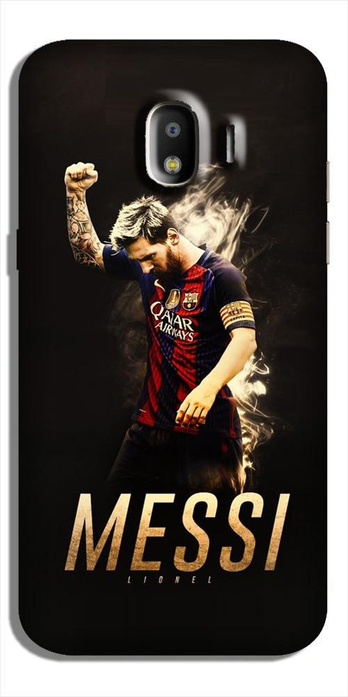Messi Case for Galaxy J2 (2018)  (Design - 163)