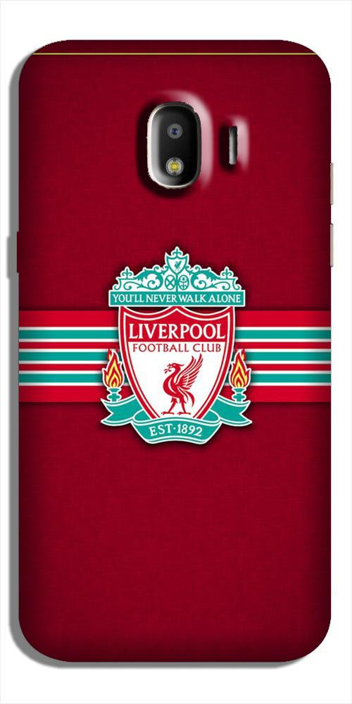 Liverpool Case for Galaxy J2 (2018)  (Design - 171)