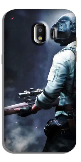 Pubg Case for Galaxy J4  (Design - 179)