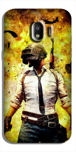 Pubg Case for Galaxy J4  (Design - 180)