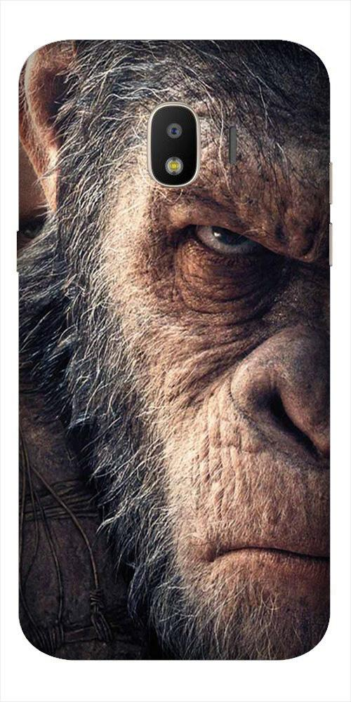 Angry Ape Mobile Back Case for Galaxy J2 2018   (Design - 316)