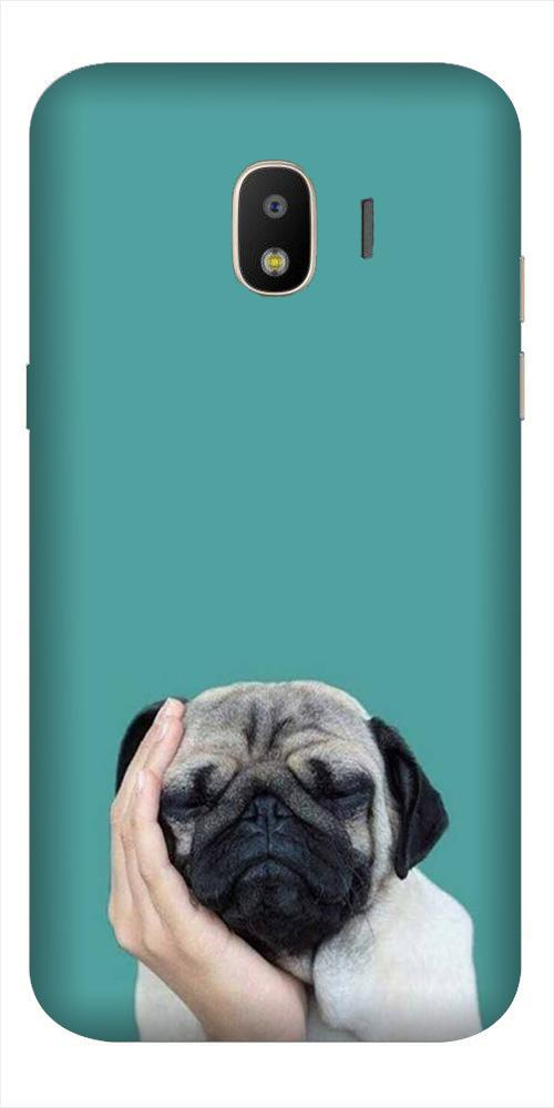Puppy Mobile Back Case for Galaxy J2 2018   (Design - 333)