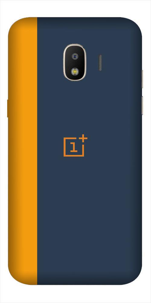 Oneplus Logo Mobile Back Case for Galaxy J2 2018   (Design - 395)