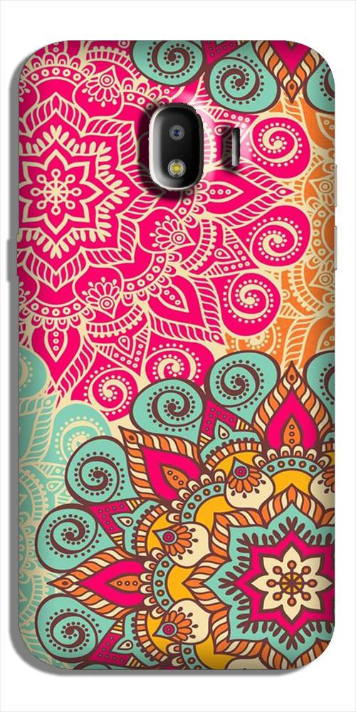 Rangoli art Case for Galaxy J2 (2018)