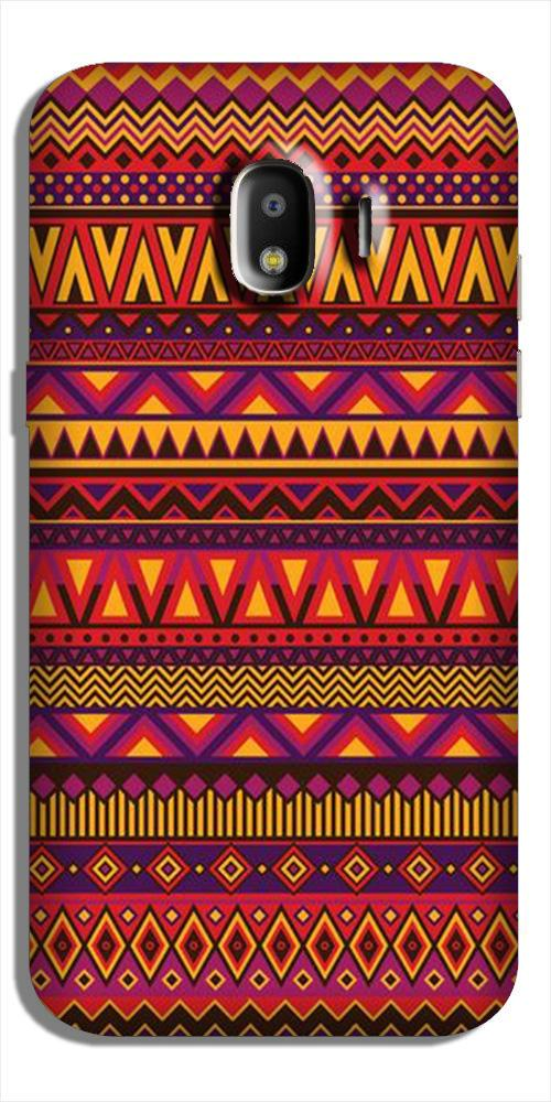 Zigzag line pattern2 Case for Galaxy J2 (2018)
