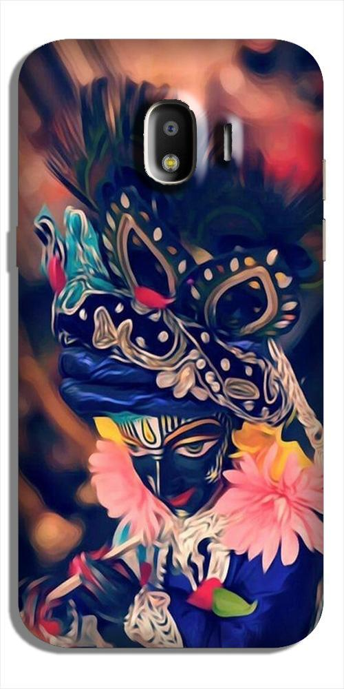 Lord Krishna Case for Galaxy J4