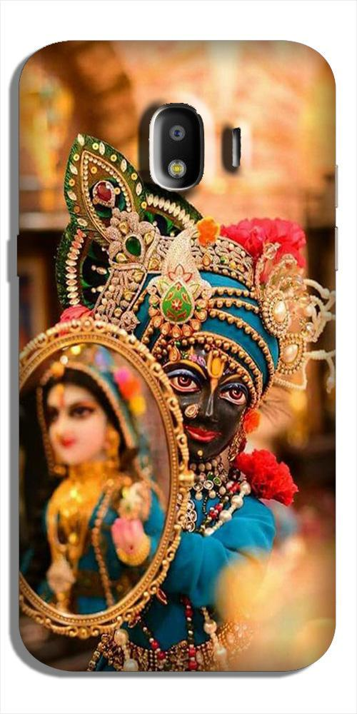 Lord Krishna5 Case for Galaxy J4