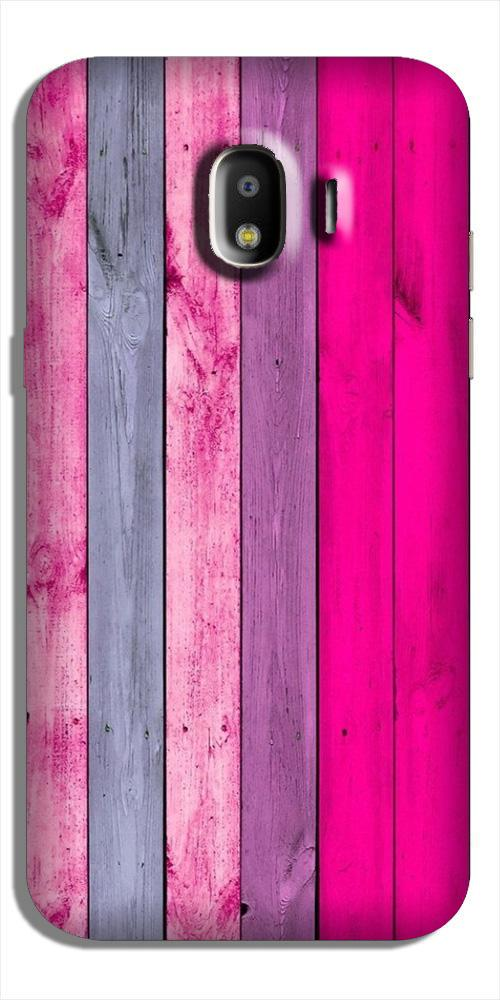 Wooden look Case for Galaxy J2 (2018)