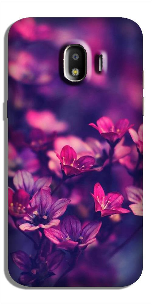 flowers Case for Galaxy J2 Core