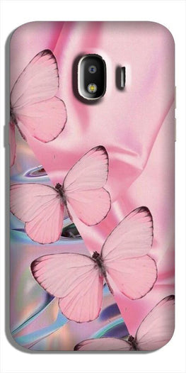 Butterflies Case for Galaxy J4
