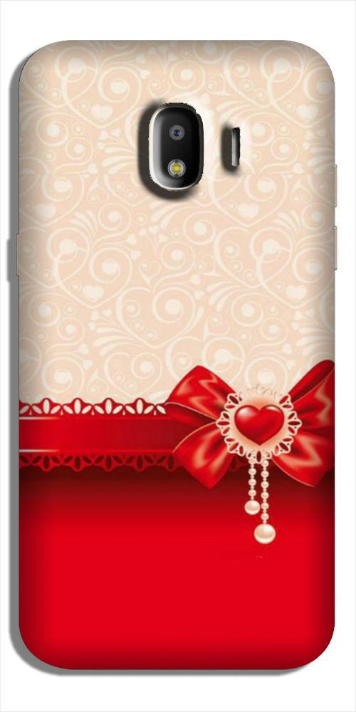 Gift Wrap3 Case for Galaxy J4