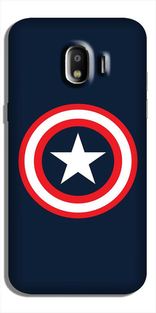 Captain America Case for Galaxy J2 Core