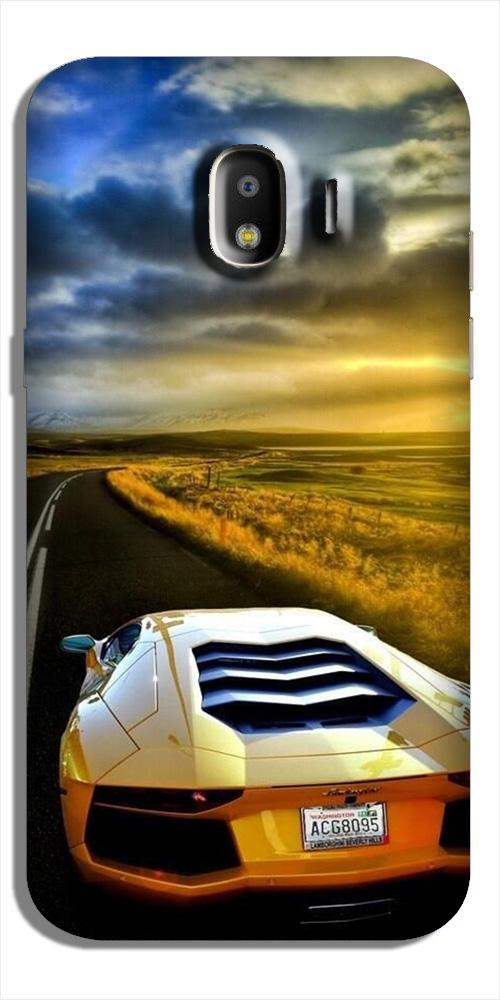 Car lovers Case for Galaxy J4