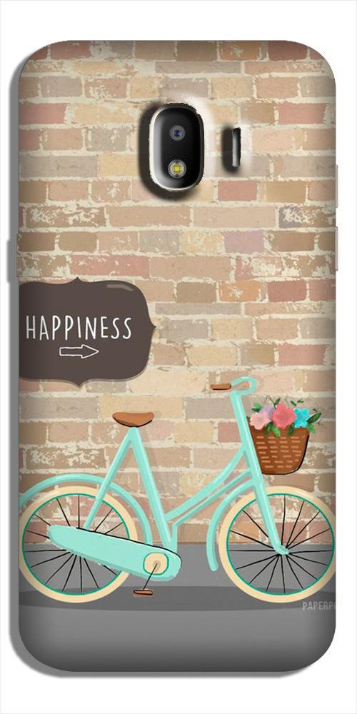 Happiness Case for Galaxy J4