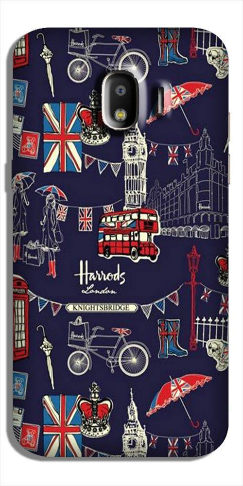 Love London Case for Galaxy J2 (2018)