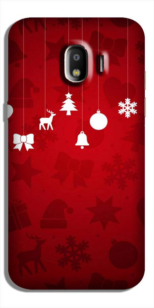 Christmas Case for Galaxy J4