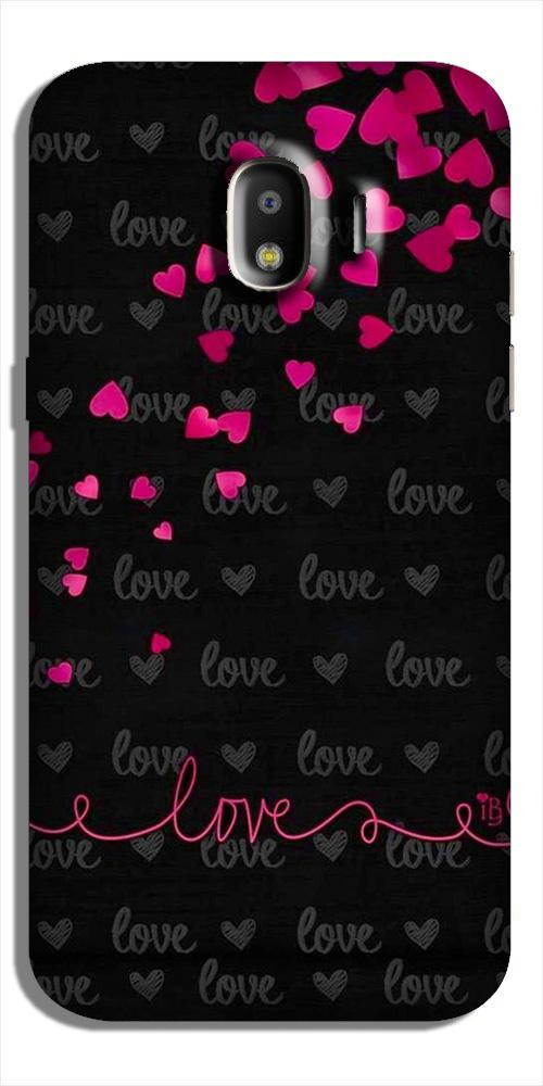 Love in Air Case for Galaxy J2 Core