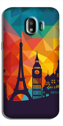Eiffel Tower2 Case for Galaxy J2 Core
