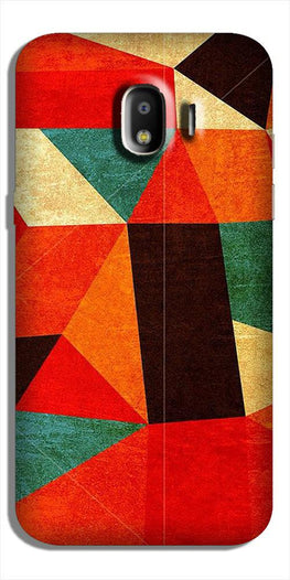 Modern Art Case for Galaxy J2 (2018) (Design - 203)