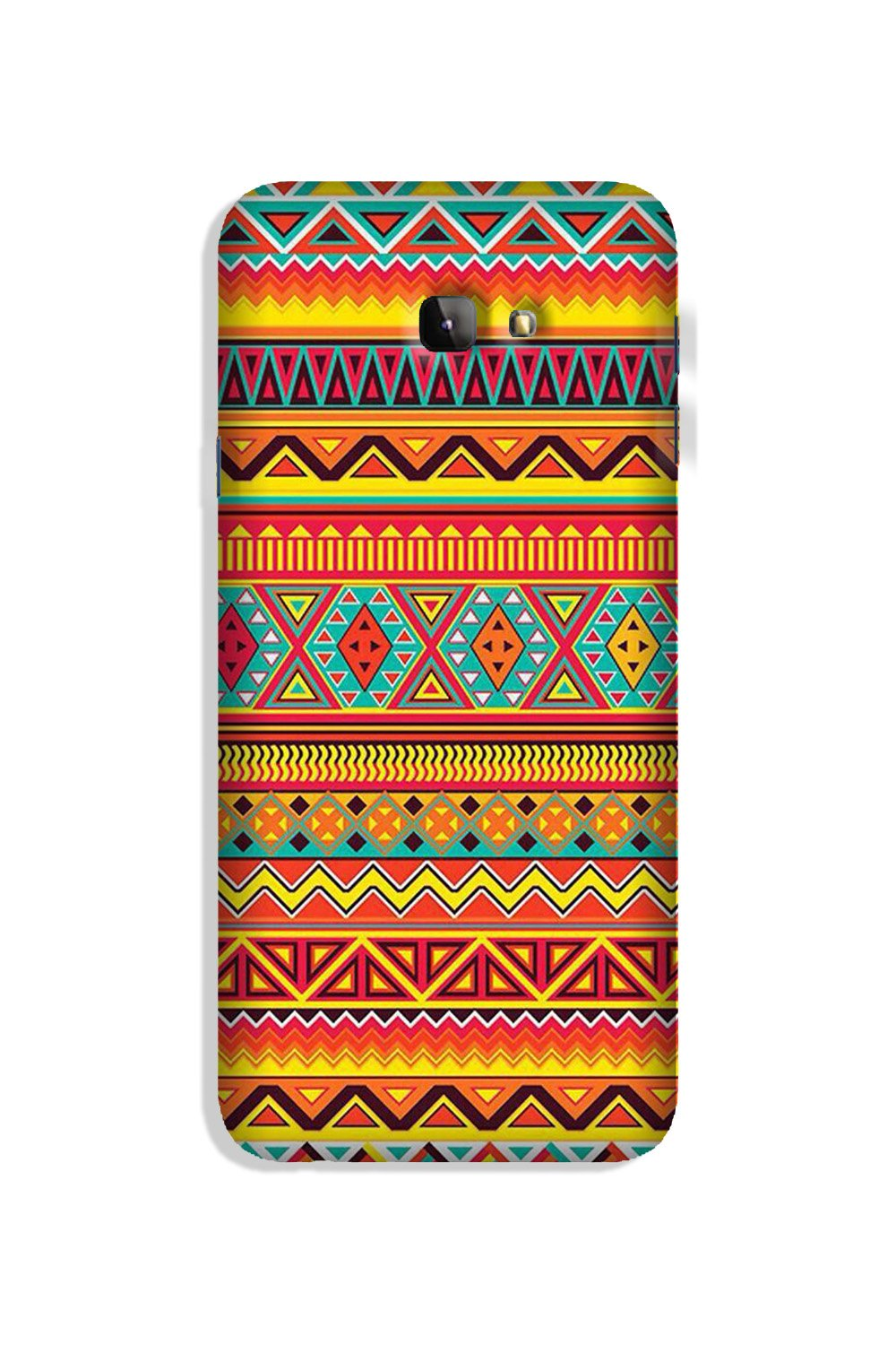 Zigzag line pattern Case for Galaxy J4 Plus