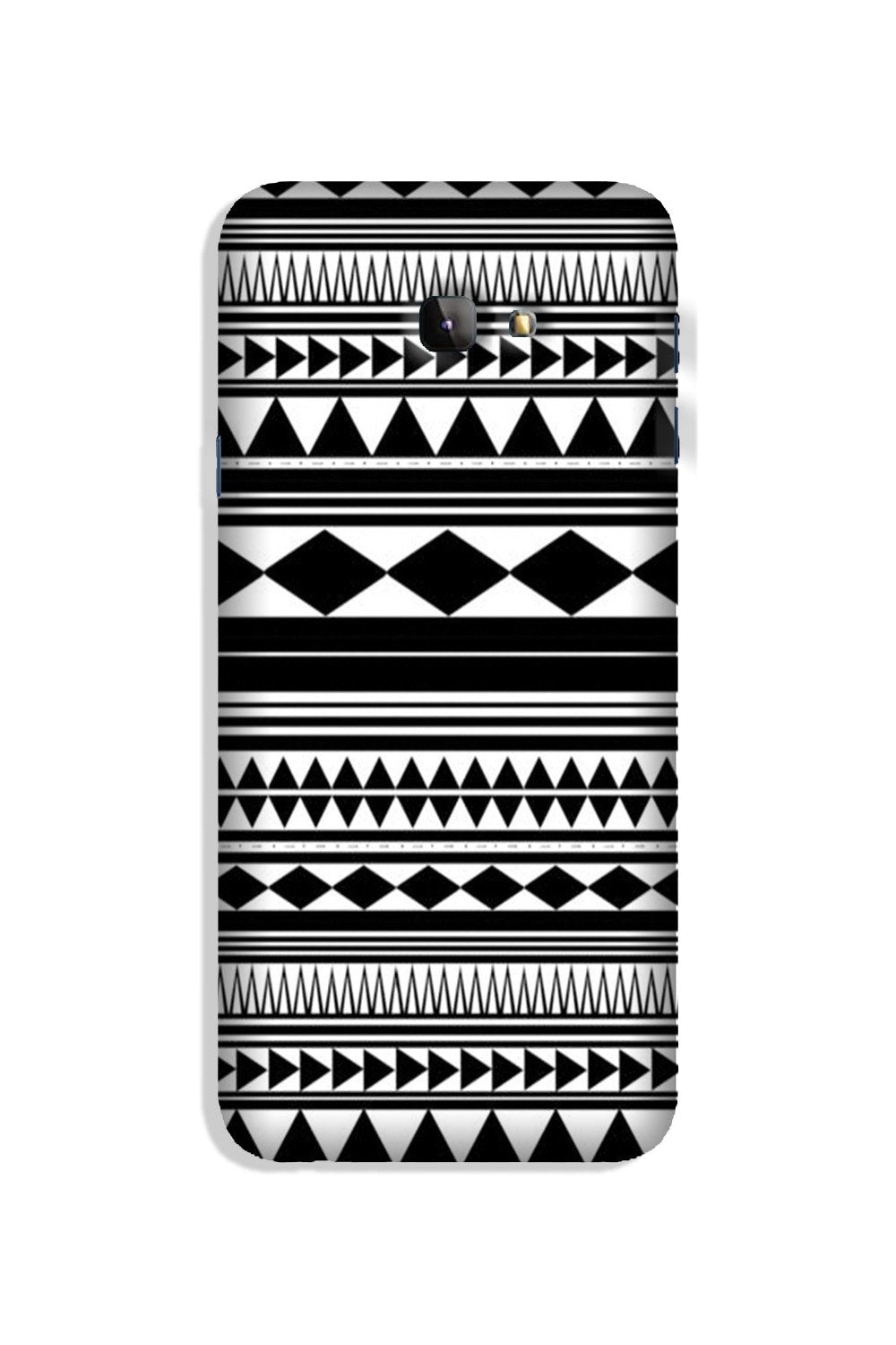Black white Pattern Case for Galaxy J4 Plus